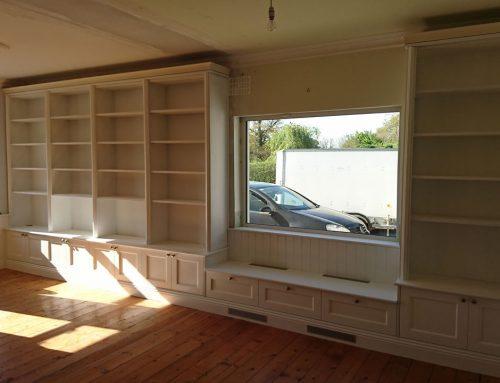 Cavan Home Library