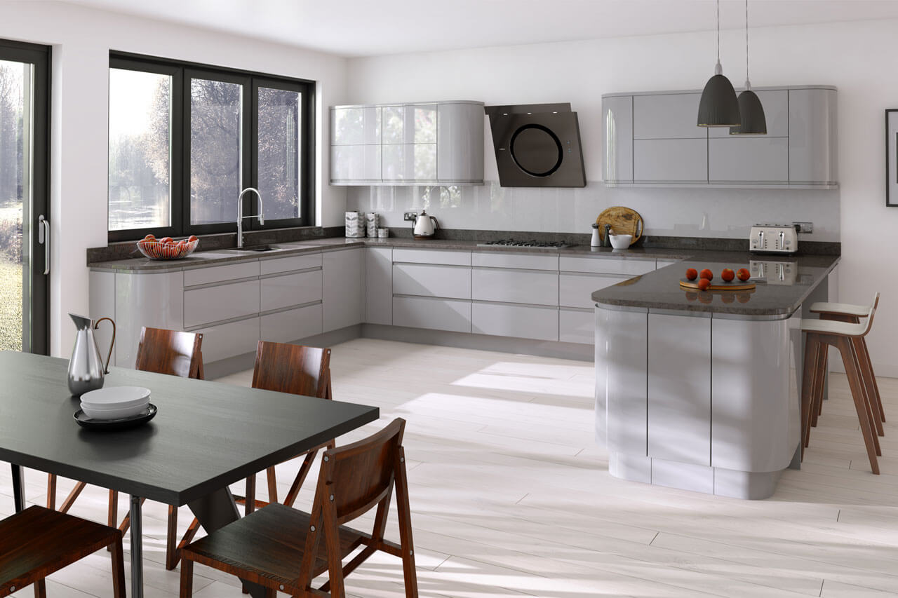 Uiltra Modern Kitchens Andrew Malone