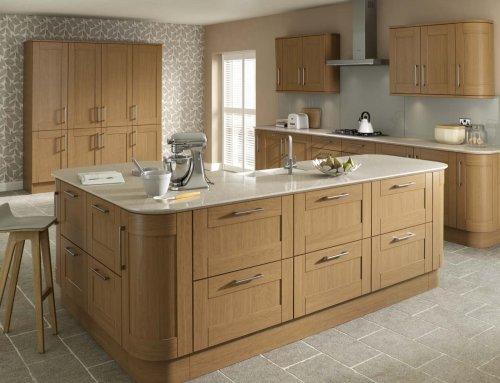 Malham Oak Kitchen